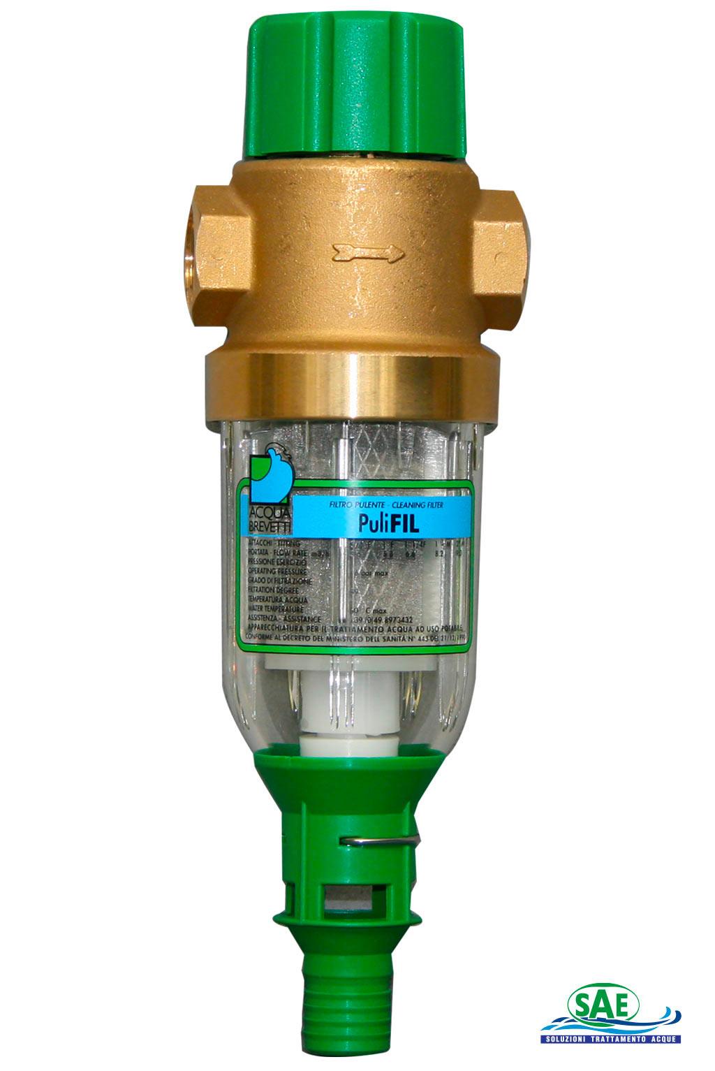 Filtri Semi Autopulenti | SAE TECNOLOGY