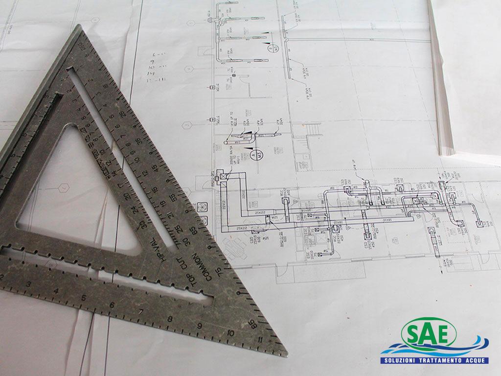 Progettazione Impianti | SAE TECNOLOGY