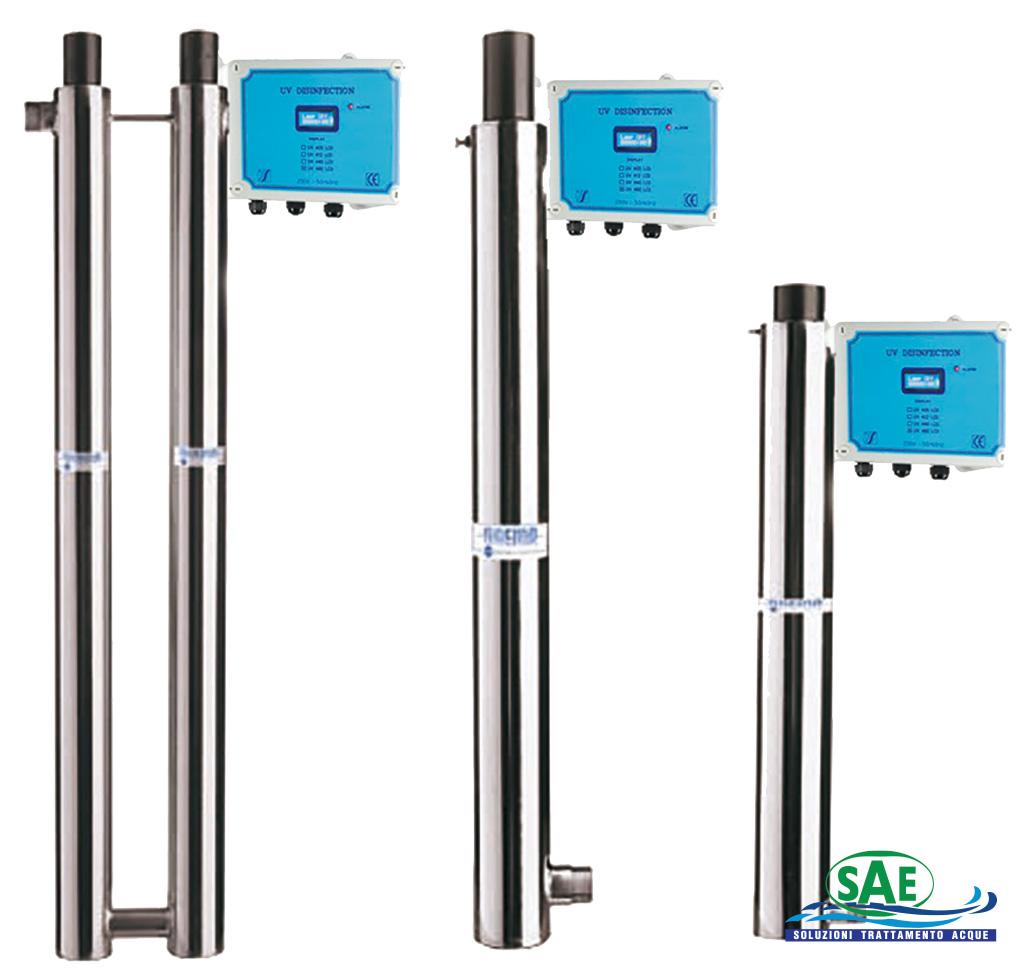 Debatterizzatori Serie Pura | SAE TECNOLOGY