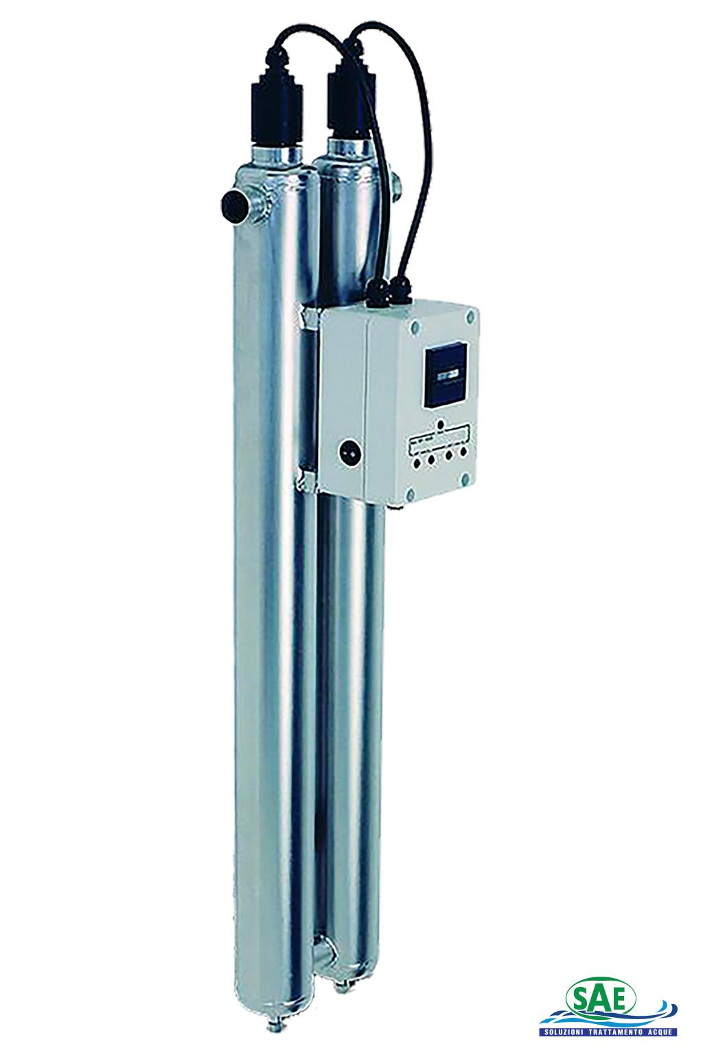 Debatterizzatori UV | SAE TECNOLOGY