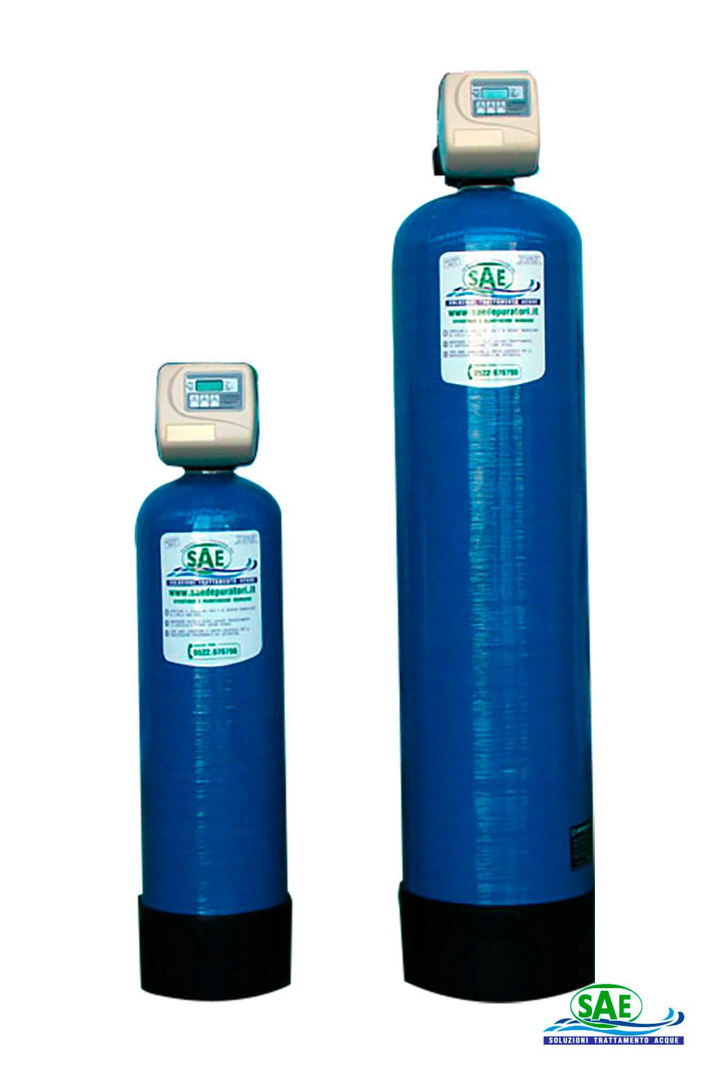 Demineralizzatori Acqua | SAE TECNOLOGY