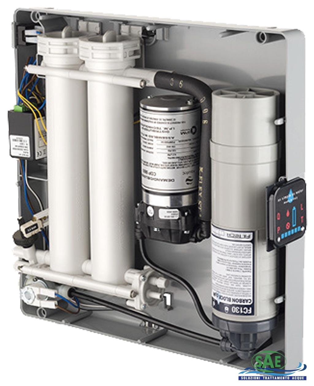 HDO interno sistema Osmosi Inversa | SAE TECNOLOGY