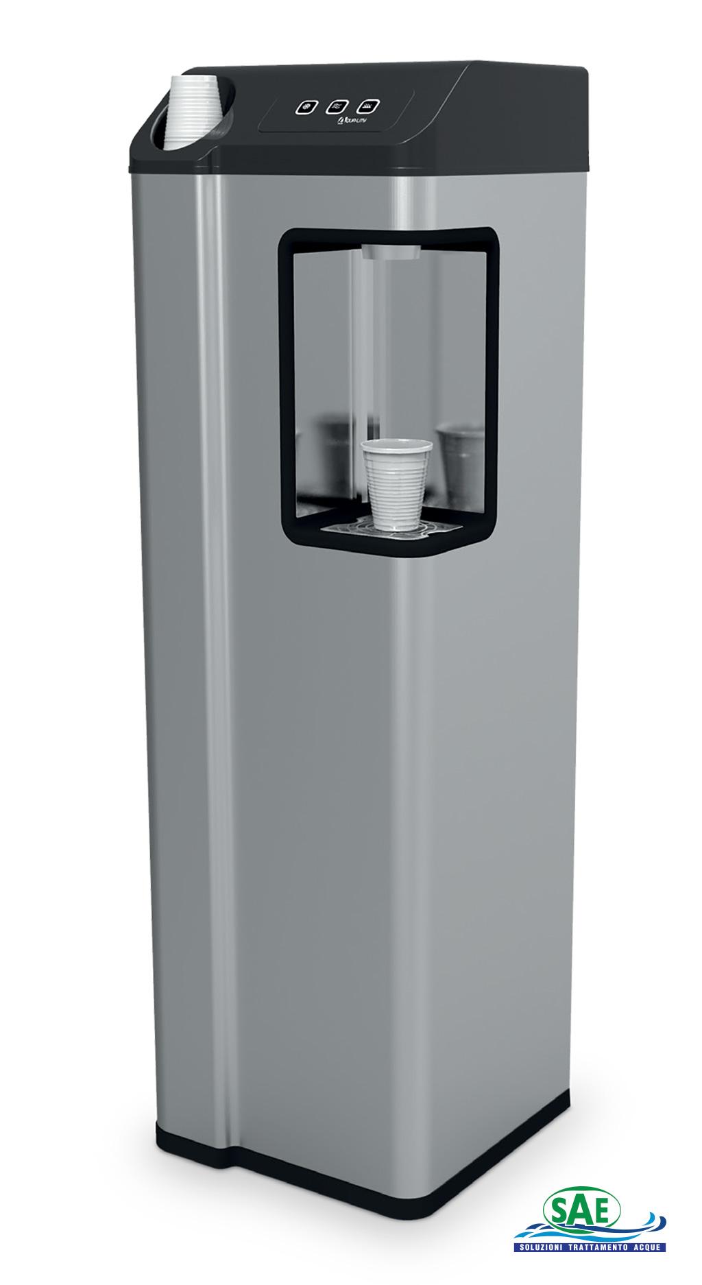 Frigogasatore Aquality POU | SAE TECNOLOGY