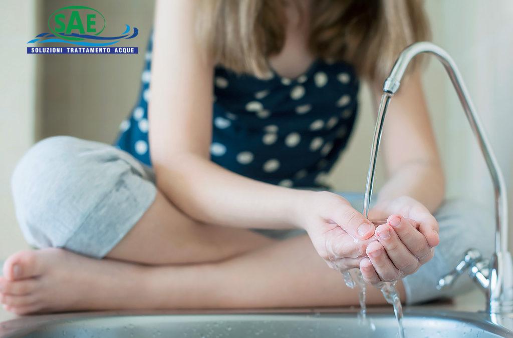 Depurare l'acqua: l'impianto osmosi inversa