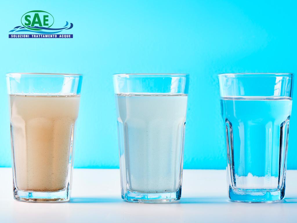 Perché scegliere di depurare l'acqua? | SAE TECNOLOGY