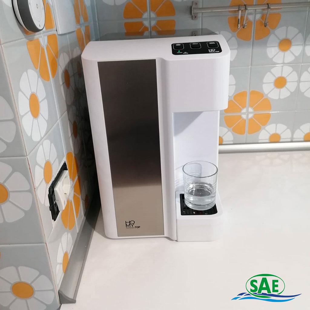 Frigogasatore Trattamento acque domestiche | SAE TECNOLOGY