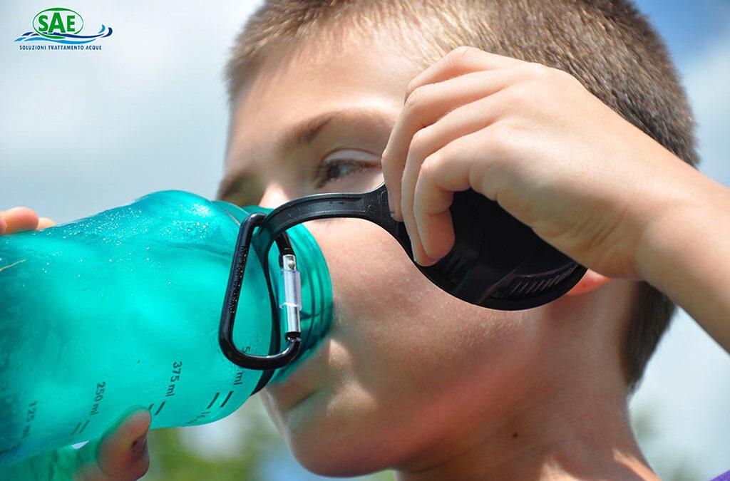 Quanta acqua bere per stare bene?