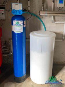 Impianto Potabilizzazione Acqua di Pozzo Villa Cella Reggio Emilia