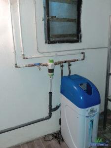 Impianto Addolcitore Acqua di Acquedotto Casalgrande Reggio Emilia